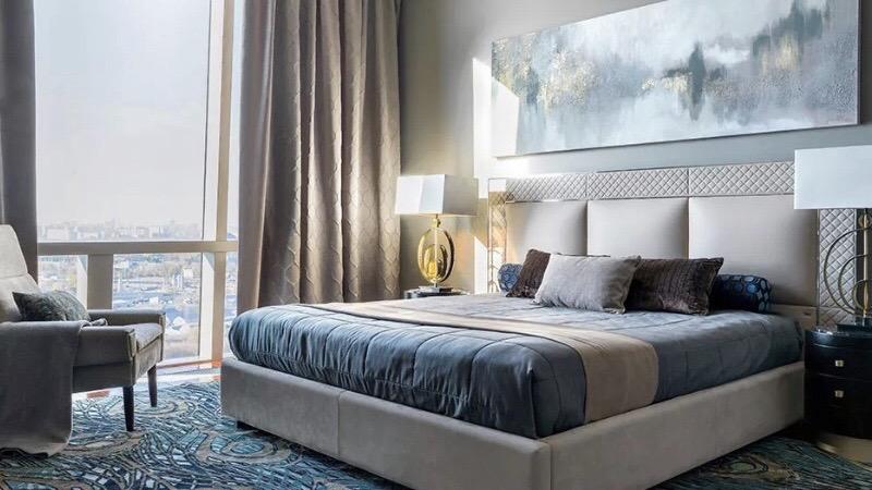 Интерьер спальни в стиле эклектика: как не превратить искусство в хаос