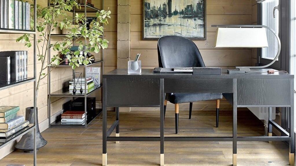Дизайн кабинета в частном доме и квартире: как самостоятельно обставить помещение