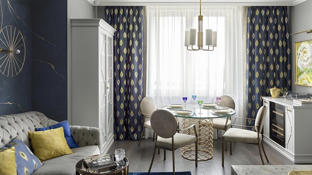 Дизайн квартиры в Москве от Any-Home и Жени Ждановой