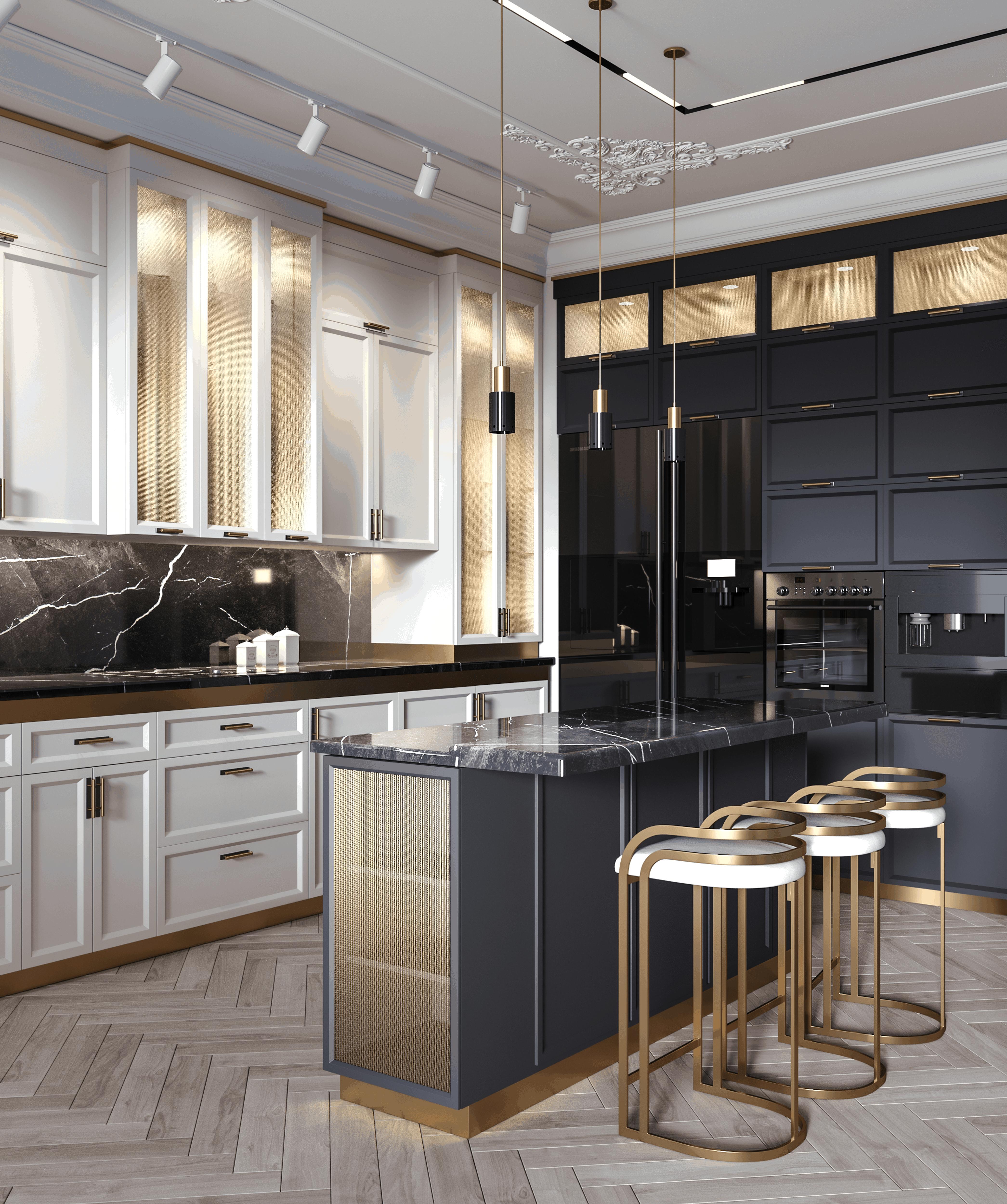 Кухня KT005 Any-Home - KT005 | AnyHome.ru