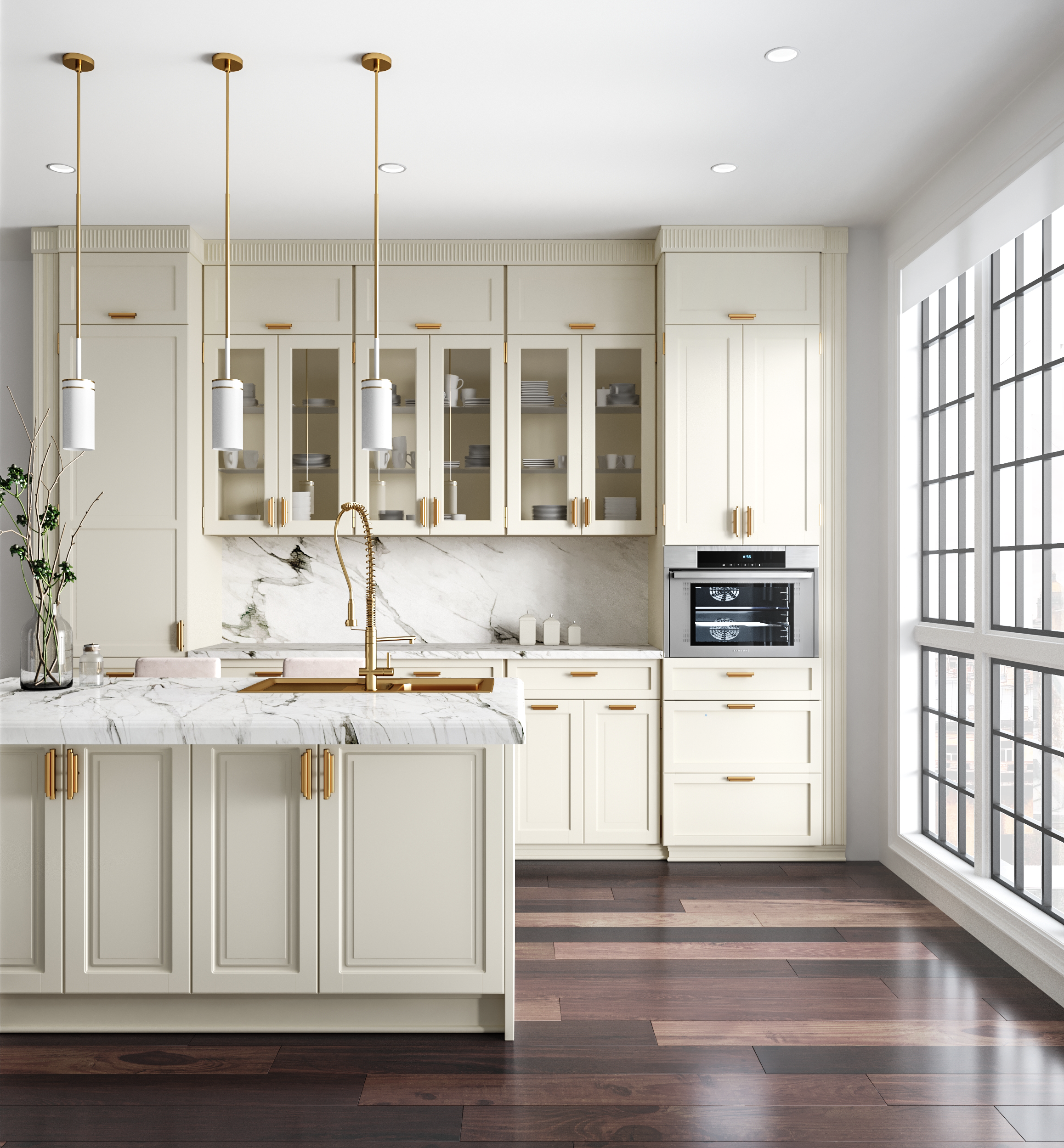 Кухня Any-Home KT007 - KT007 | AnyHome.ru