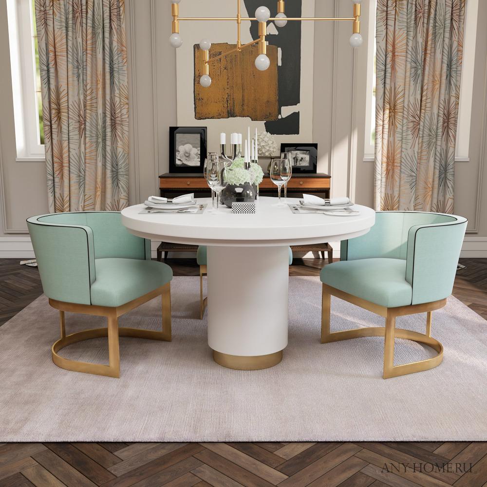 Обеденный стол S007 Any-Home - S007 | AnyHome.ru