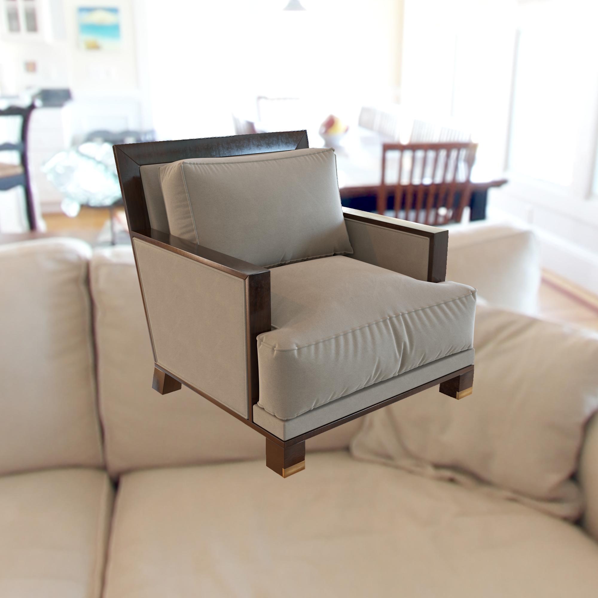 Кресло V010 из наличия - V010-discont | AnyHome.ru