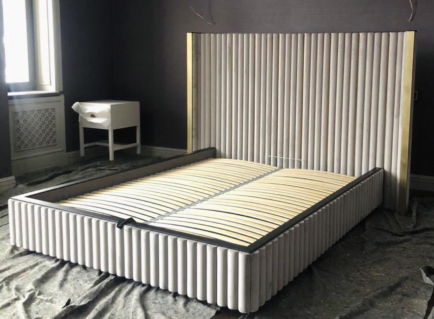 Кровать K027 из наличия - K027-instock | AnyHome.ru