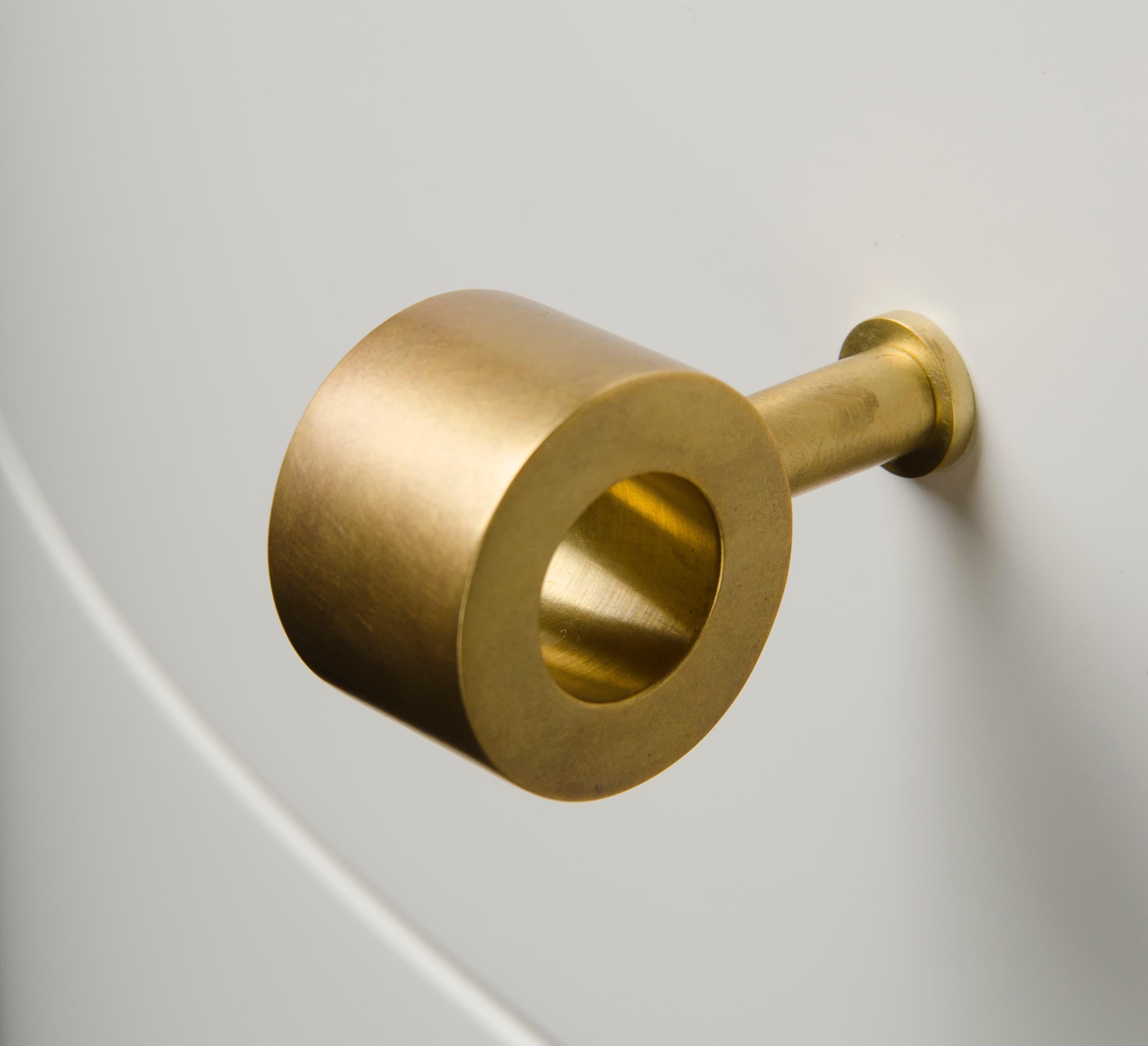 Ручка-кнопка R027 кольцо Any-Home - R027 | AnyHome.ru