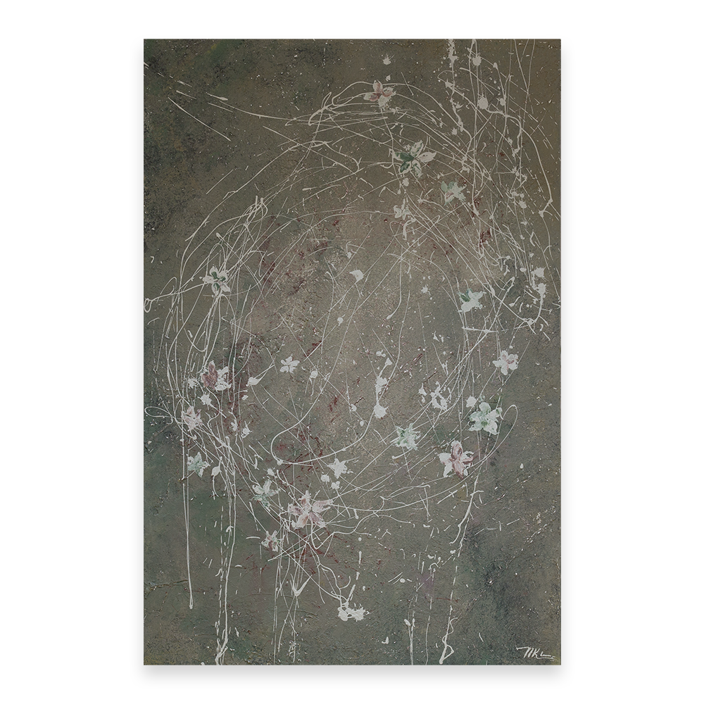 Cherry blossom acrylic - ART036 | AnyHome.ru