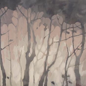 Картины Rosy lights and shadows