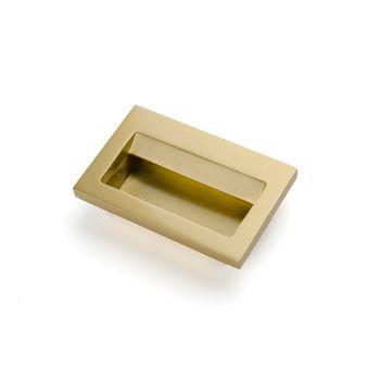Мебельные ручки Врезная ручка R009