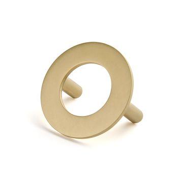 Мебельные ручки Ручка-кольцо R011