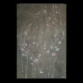 Картины Cherry blossom acrylic
